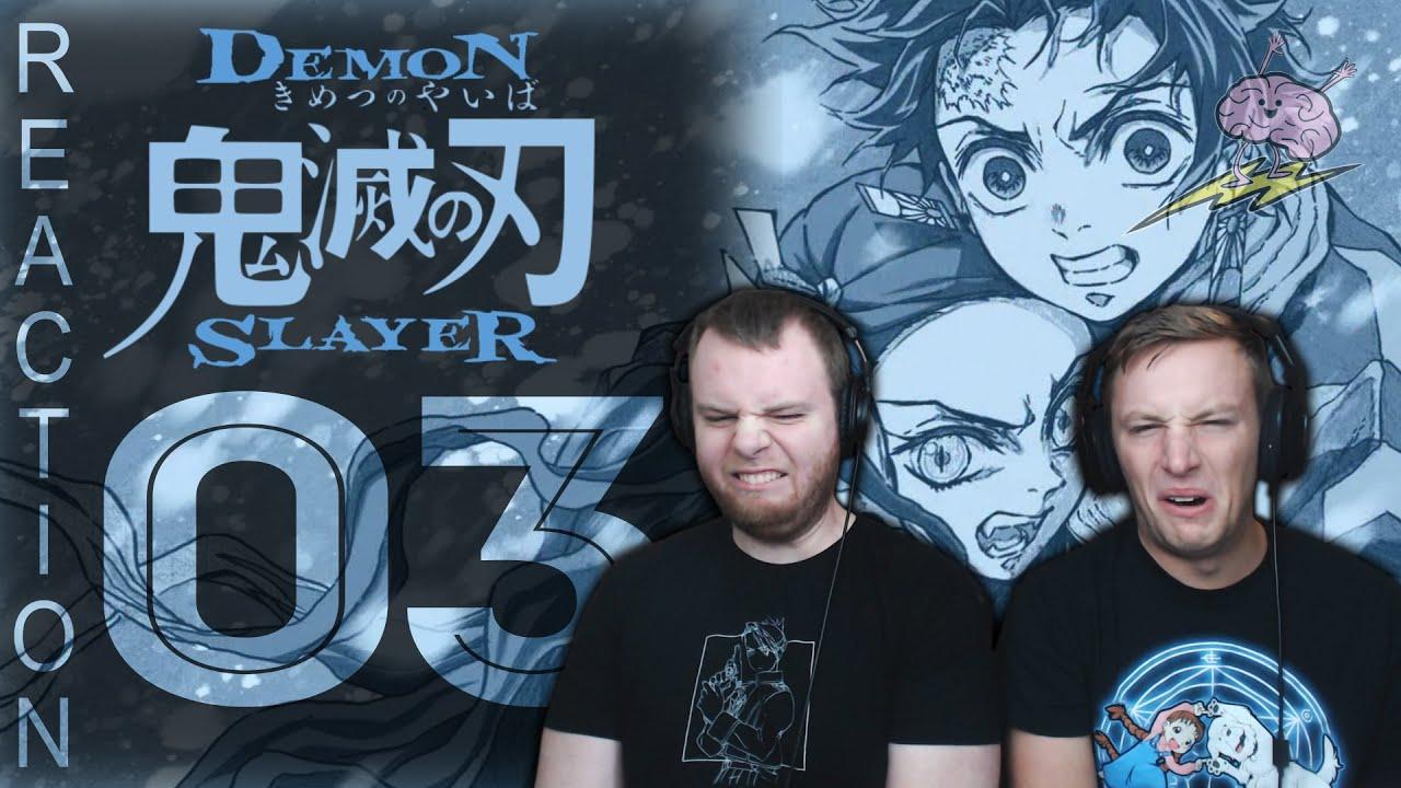 Download SOS Bros React - Demon Slayer Season 1 Episode 3 - Training at Mt. Sagiri!