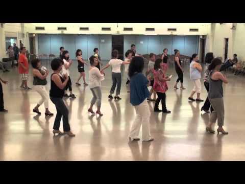 Line Dance: A SWEET SURRENDER