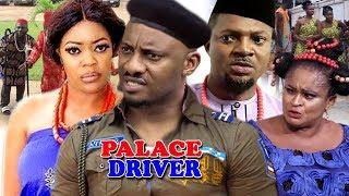 Palace Driver Season 1  2 -  Yul Edochie  Eve Esin  2019 Latest Nigerian Movie