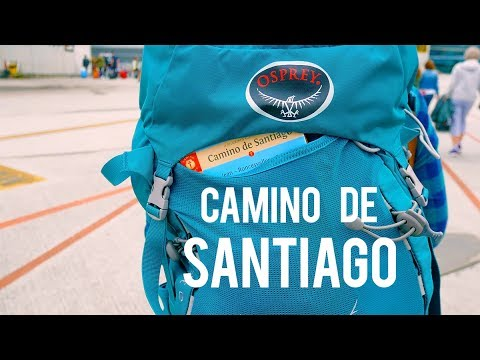 Camino De Santiago - Sarria to Santiago De Compostela 2017