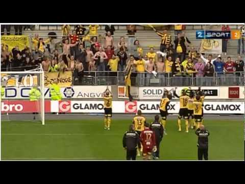 LSK 3 goals 90-93minute against Molde