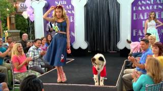 Catelul blogger - Catel pe catwalk. Episodul 55. Urmareste doar la Disney Channel!