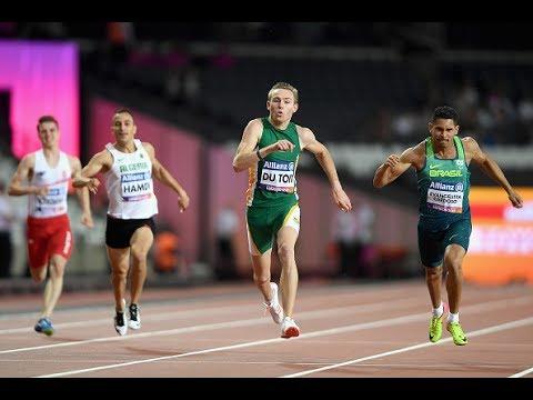 World Para Athletics Championships London 2017 | Day 5 Highlights