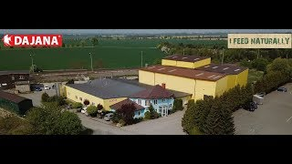 DAJANA PET STATE OF THE ART FISH FOOD MANUFACTURING FACILITY 2018