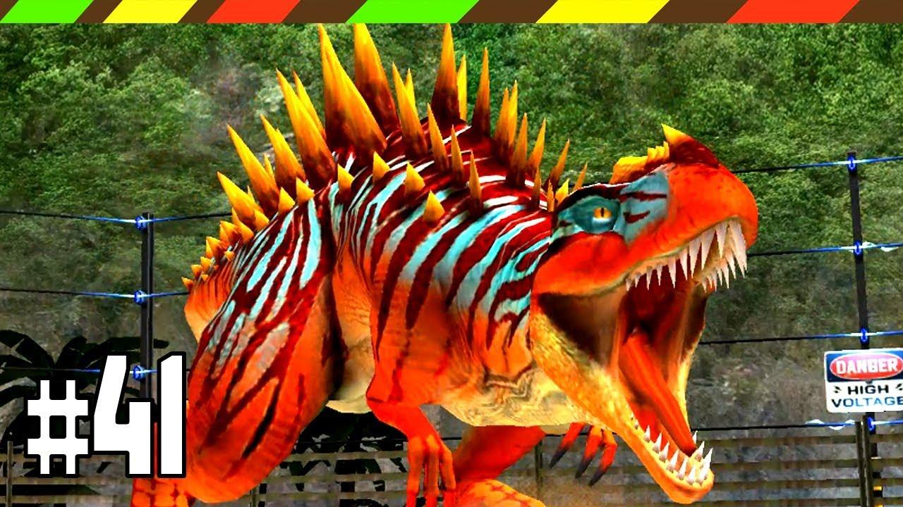 Khủng Long Bạo Chúa Chiến Đấu #41: Metriacanthosaurus | Jurassic World The Games | DCTE VN