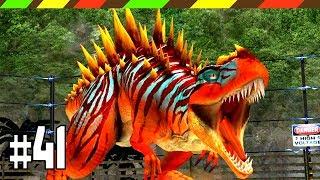 Khủng Long Bạo Chúa Chiến Đấu #41: Metriacanthosaurus   Jurassic World The Games   DCTE VN