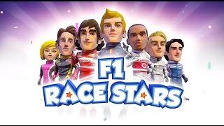 F1  RACE STARS - MODO CARREIRA #1 -  O COMEÇO  - PS3