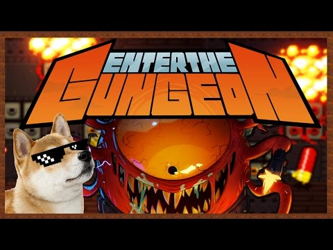 Thoughts on Enter The Gungeon