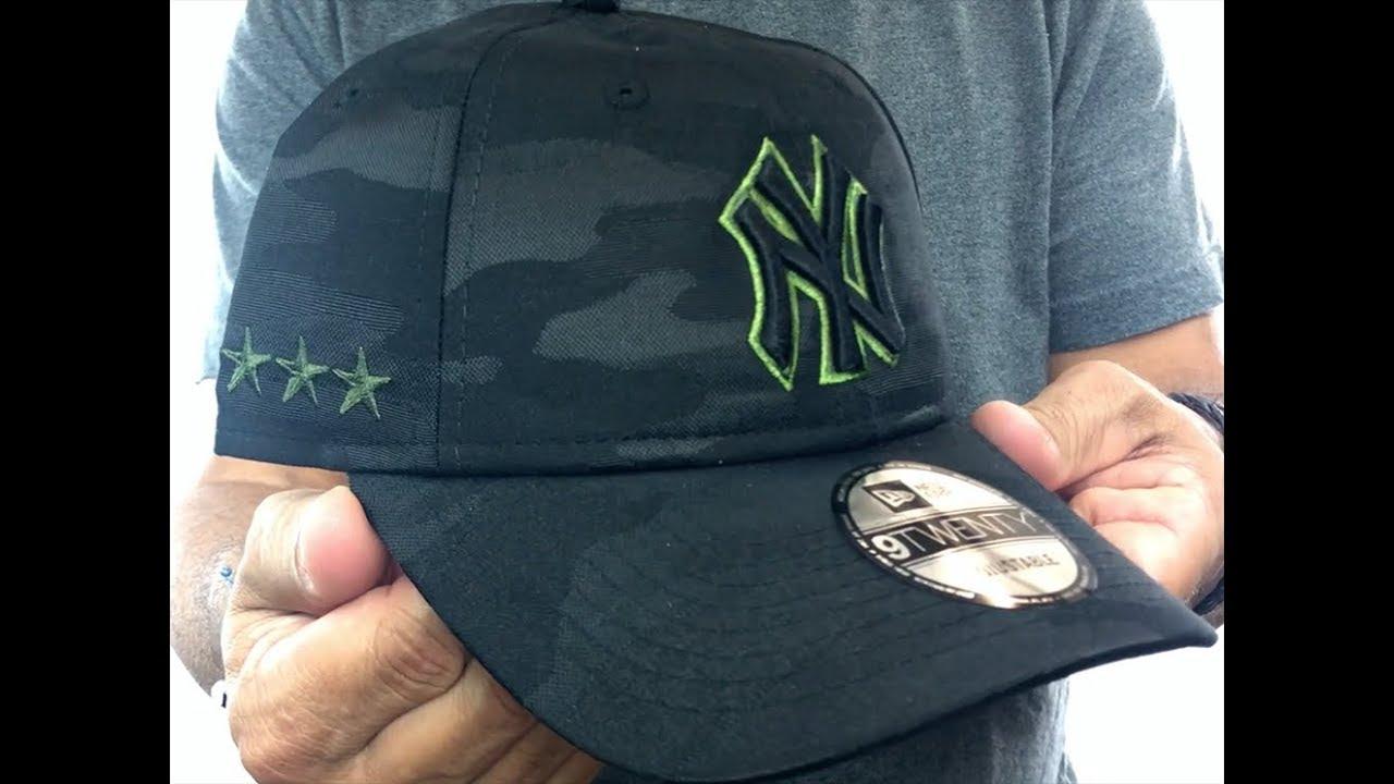 c66fd96fddf30 Yankees 2018 MEMORIAL DAY  STARS N STRIPES STRAPBACK  Hat by New Era ...