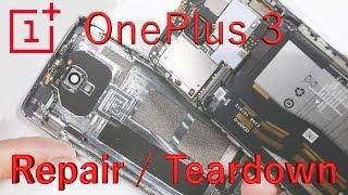 Oneplus Teardown Screen Replacement Battery Fix