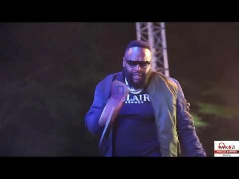 RICK ROSS SHOW PERFOMANCE IN NAIROBI, KENYA MKUZI EMPIRE MEDIA