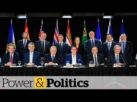 Premiers ask feds to help oil-rich provinces and boost health-care money thumbnail