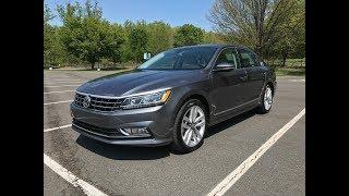 2017 Volkswagen Passat SEL VR6 – Redline: Review