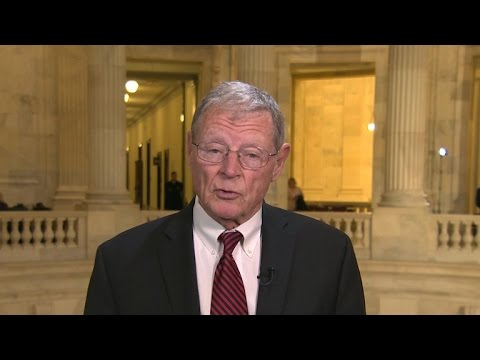 Interview with Sen. Jim Inhofe