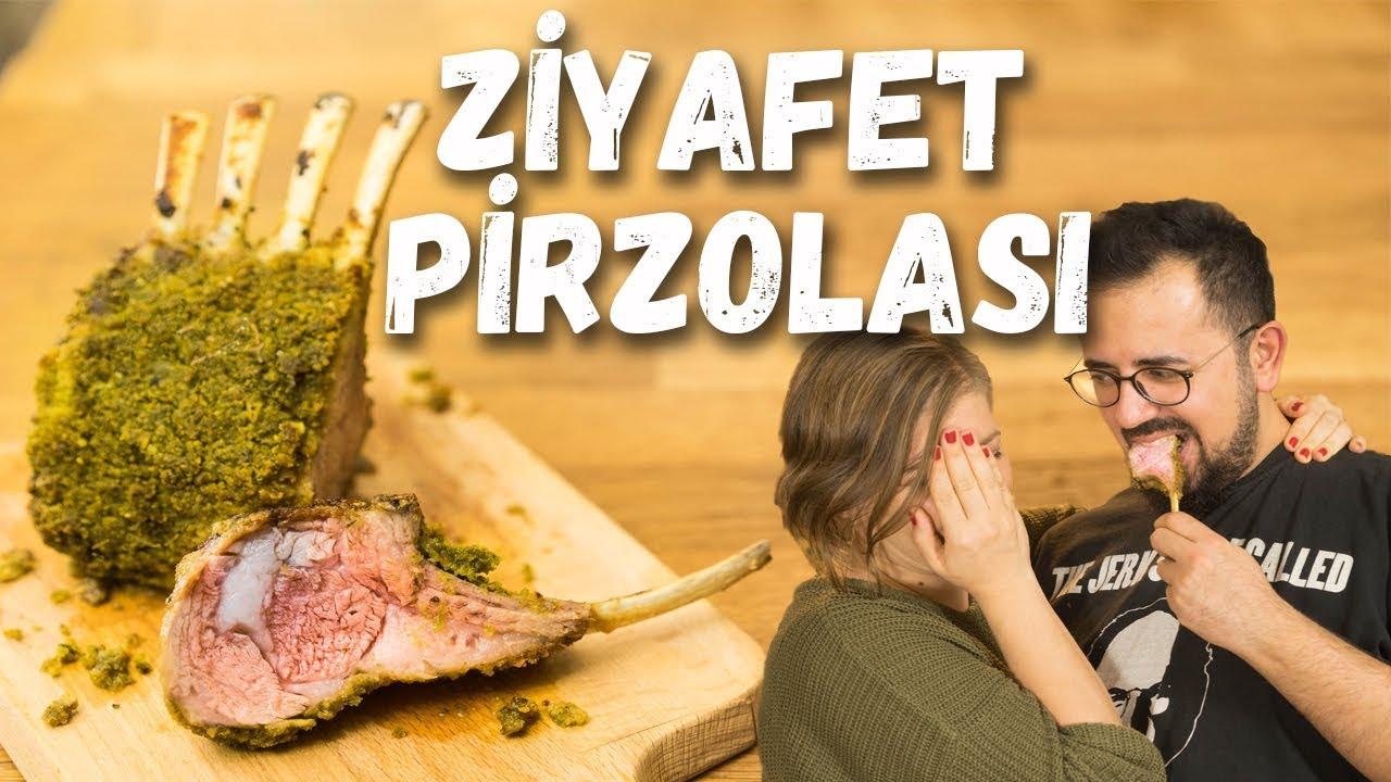 Fırında Pirzola Yapılışı Videosu