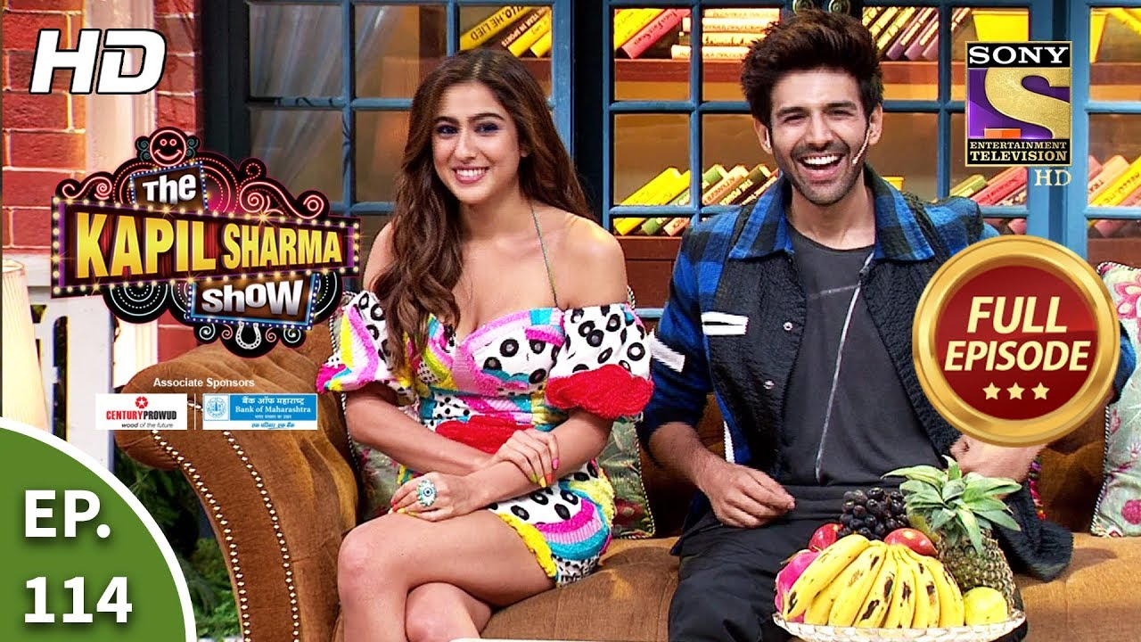 Download The Kapil Sharma Show Season 2 - Kartik's Love Aaj Kal -  Ep 114 - Full Episode - 9th February, 2020