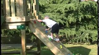 Garden Climbing Frame - Foxtail