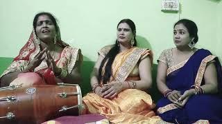 🙏🏻#krishna#bhajan🌹||🌹खेलन गये दोनो भैया🌹||🌹गोरे बलराम काले कन्हैया🌹bhajan bela by Rekha