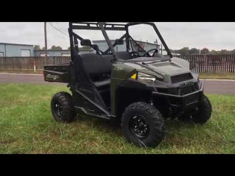 2019 Polaris Ranger 900 XP detailed walk around