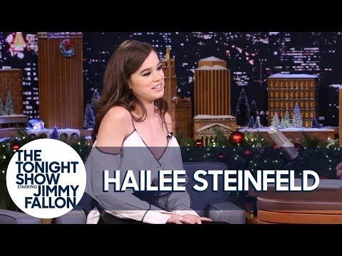 Hailee Steinfeld's Family Chose Her 21st Birthday Drink