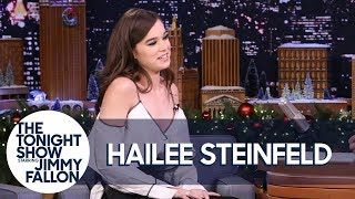 Hailee Steinfeld 39 S Family Chose Her 21st Birthday Drink