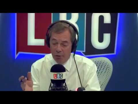 The Most Incredible Call to Nigel Farage Yet?