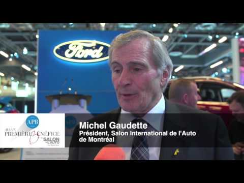 2016 Charity Evening - Montreal International Auto Show