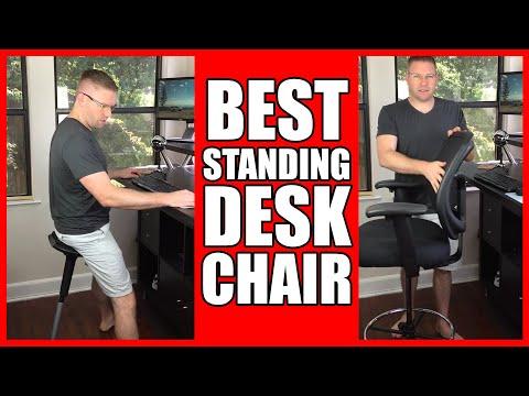 Wobble Stool VS High Drafting Chair For Standing Desk