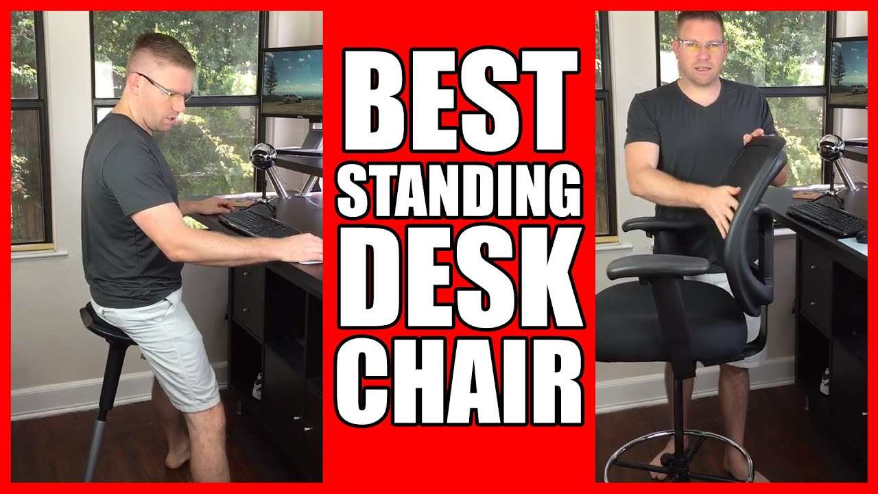 Wobble Stool VS High Drafting Chair For Standing Desk