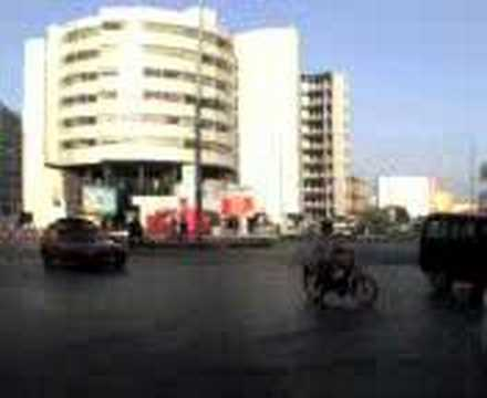 Downtown Casablanca Morocco