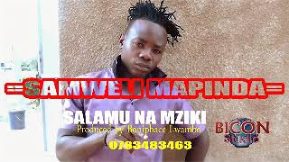 Samweli Mapinda Salamu Na Mziki Pr By Bicon Studio