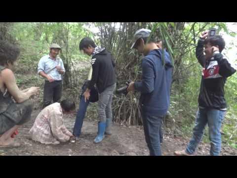 Hmong New Movie 2017 Behind The Scenes(NRAUG TXUJ KEV DEB) Afar Away Man