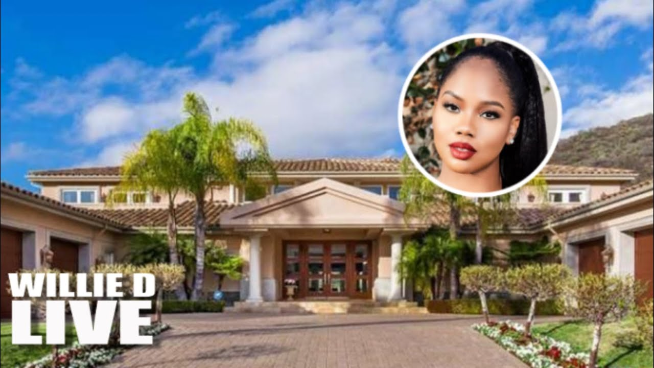 T.D. Jakes Daughter Spends $4 Million On Calabasas Mansion!