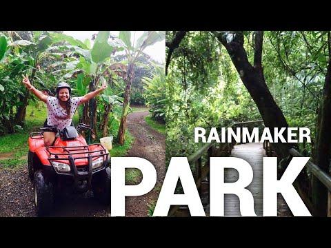 ¿QUE HACER EN COSTA RICA?   RAINMAKER PARK Y SELINA HOSTEL MANUEL ANTONIO