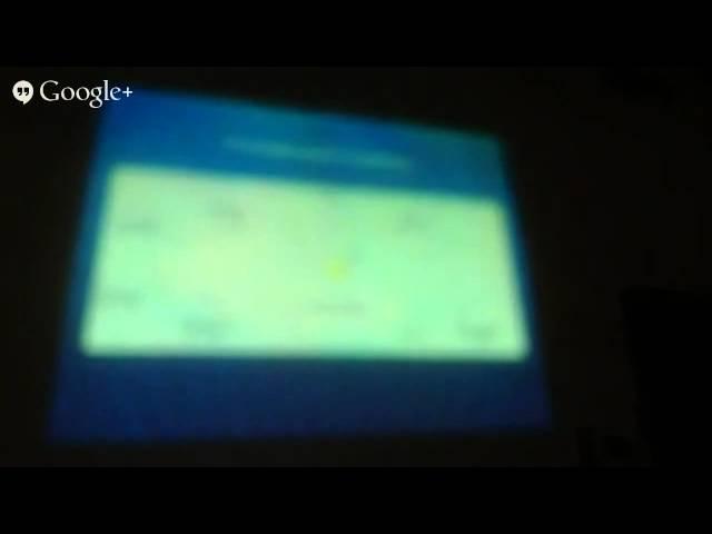 Presentazione attività Osservatorio Serafino Zani - Lumezzane (BS)