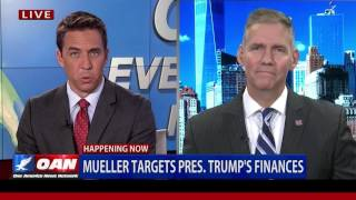OAN interviews Trump Author-Real Estate expert Brad Thomas on Scaramucci and Russian probe