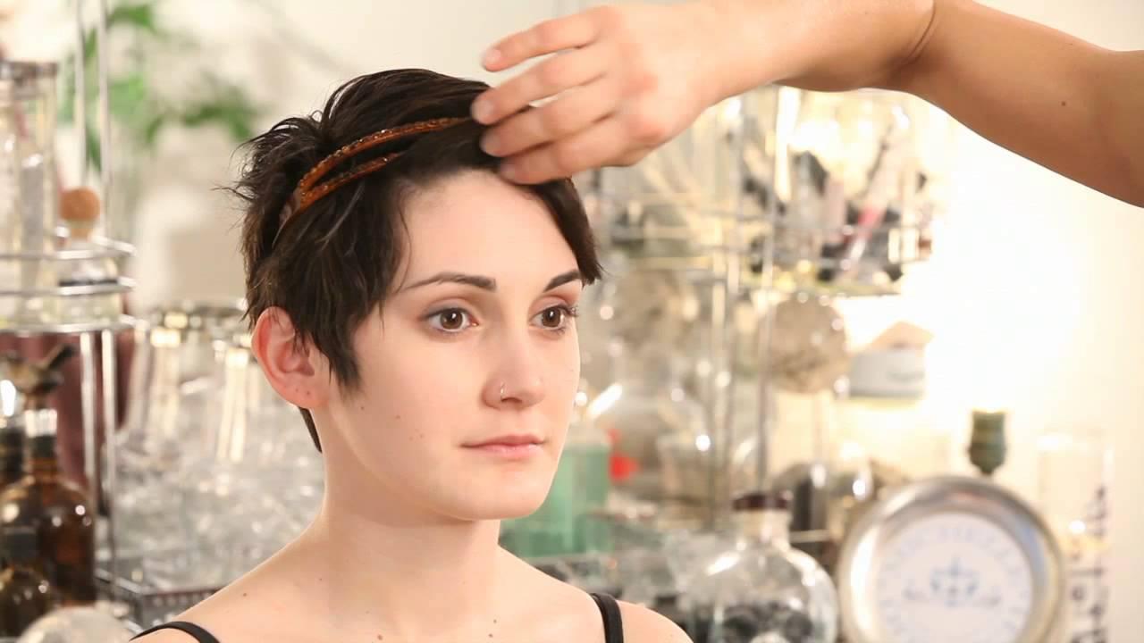 Formal Ways To Wear Short Hair Short Hair Tips Youtube