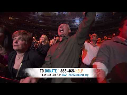 The Rolling Stones - The Concert For Sandy Relief 12-12-12