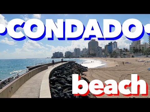 Condado Beach   Puerto Rico Vacation Day 3   Exploring Old San Juan   Caribe Hilton   Pinoy Vlog