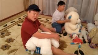Айгерім Мамырова - Папа 2018 (прикол, пародия)