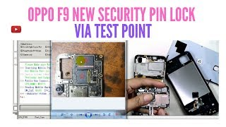 Oppo F9 Pro Cph1823 Password Frp Lock New Security Solution