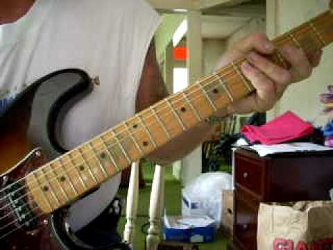 zz top secret chord.