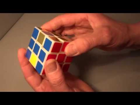 How I Made My Own Rubik's Cube Solution (by Tony Fisher)