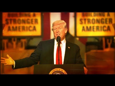President Donald Trump SHOCKS Everyone at Ohio Infrastructure Speech and politics news