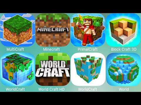 Minecraft,Minecraft: Story Mode,Minecraft: Story Mode - Season Two,Block Craft 3D,World Craft