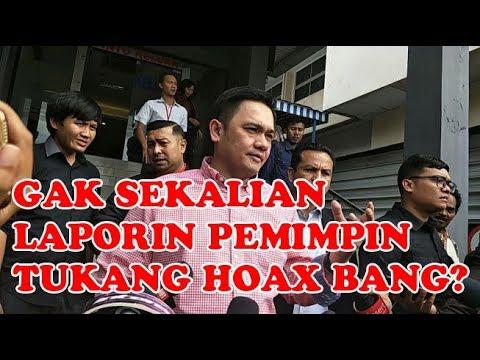 Farhat Abbas Laporkan Prabowo-Sandi Ke Polisi Atas Kasus Ratna Sarumpaet