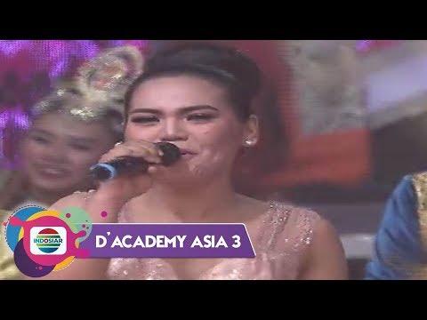 DA Asia 3: Weni DA3, Putri DA4 dan Rani DA3 - Goyang Heboh