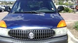 2002 Buick Rendezvous - Colorado Springs Dodge