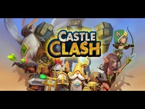 Let's Play Castle Clash Ep. 3 Achievements Achieved