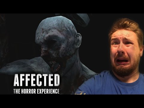 Let's Play - Affected: The Hospital (Oculus Rift CV1) SCARY GAMES MAKE ME CURSE TOO F*CKING MUCH!